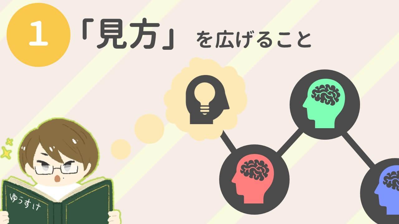 自分の脳を他者の「脳のかけら」と繋げることで、自分の脳が拡張される
